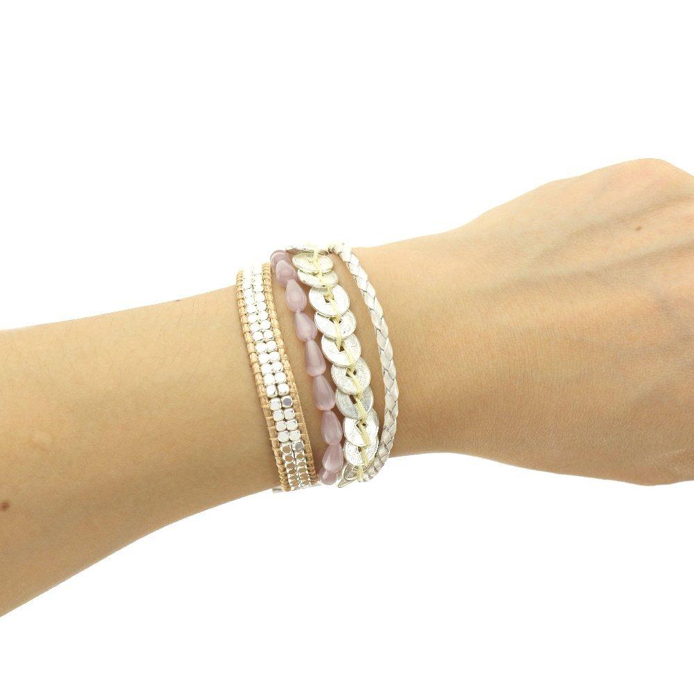 Custom fashion bracelets charm tassel bohemian TTT Jewelry