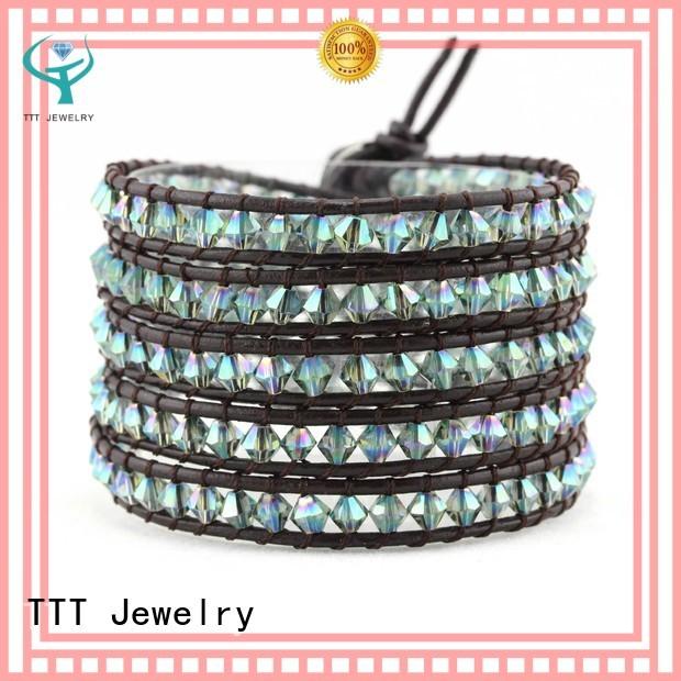 wraps wrap womens cuff bracelet TTT Jewelry Brand