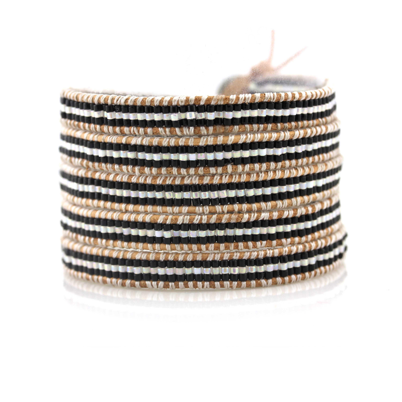 TTT Jewelry Japanese Miyuki Seed Beads 5 Wrap Handcrafted  Bracelet 5 Wraps image13