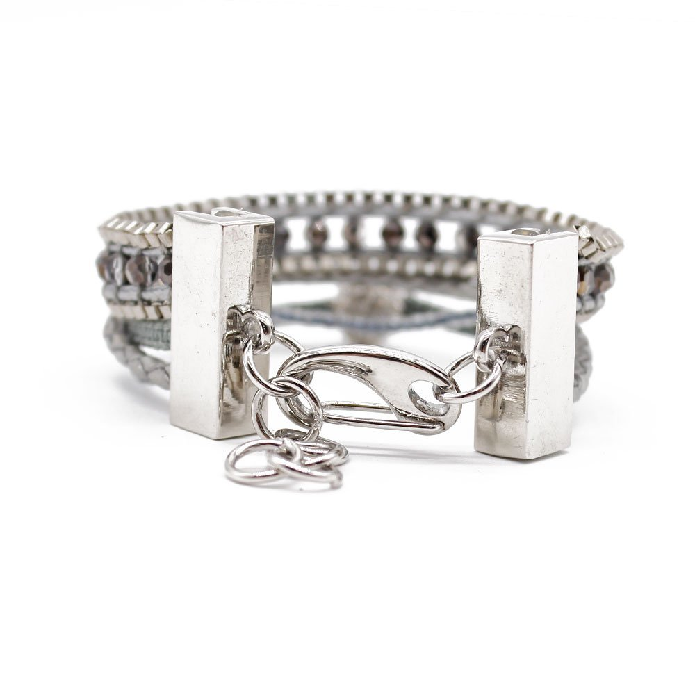 Boho Charm Handmade Bracelet Jewelry with Lobster Clasp