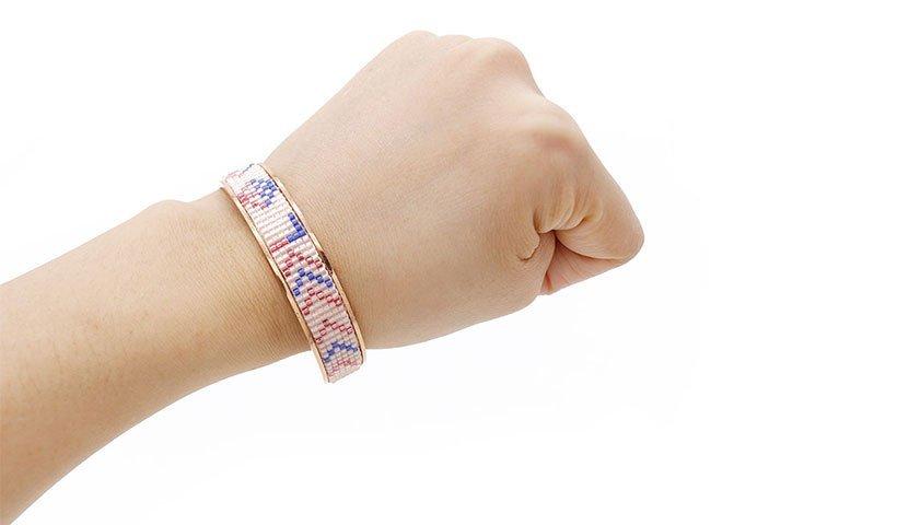 custom bracelets for her stainless clasp OEM bracelet miyuki TTT Jewelry