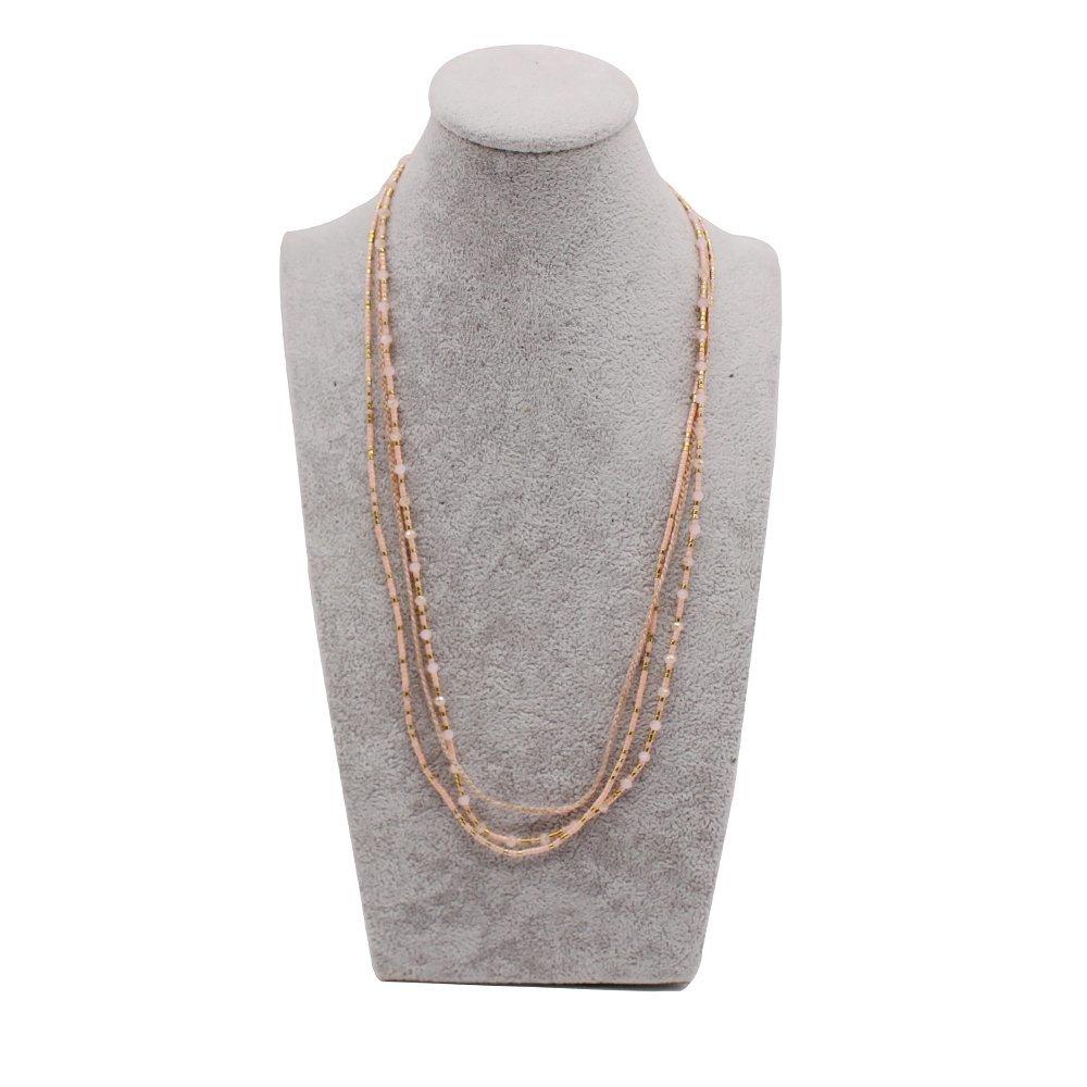 Multi Strand Miyuki Handmade Necklace / Bracelet