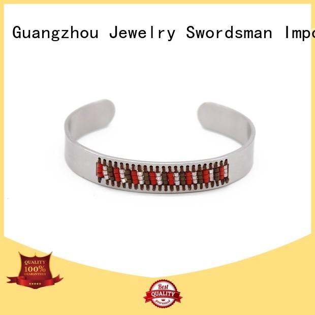 beads handmade bracelet OEM bracelet stainless steel TTT Jewelry