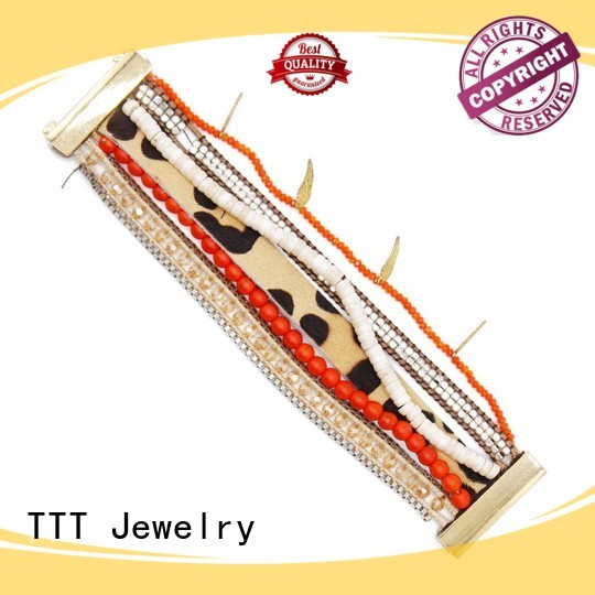 TTT Jewelry Brand handcrafted magnet magnetic bracelet manufacture