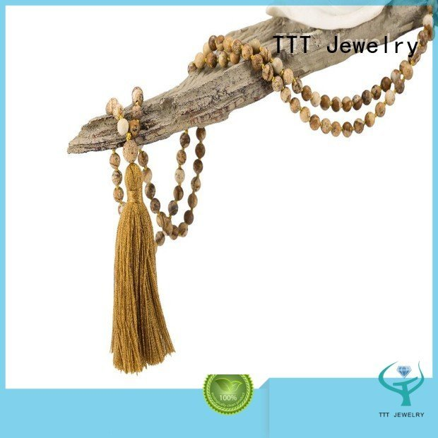 bridal necklace accessories alloy handcrafted 6mm