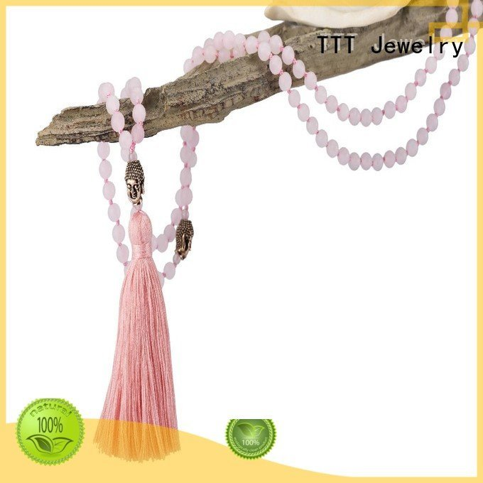 handmade designer necklaces TTT Jewelry bridal necklace