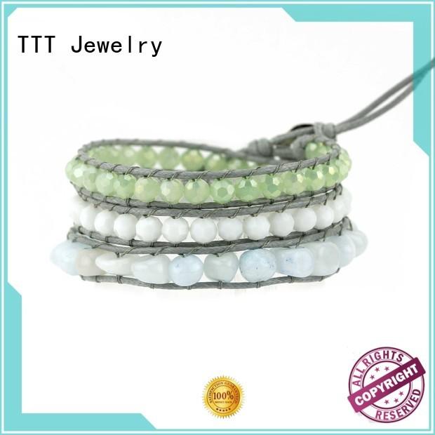 Wholesale miyuki clasp chan luu wrap bracelet TTT Jewelry Brand