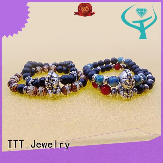 TTT Jewelry Brand eye stone bracelet designs stone supplier