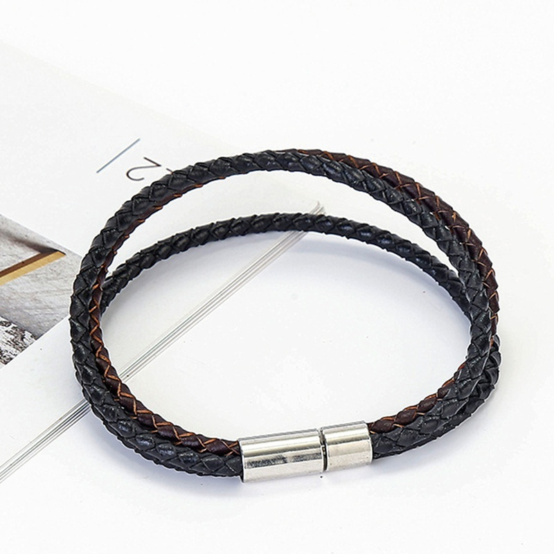 Genuine Leather Wrap Bracelet Wholesale Handmade