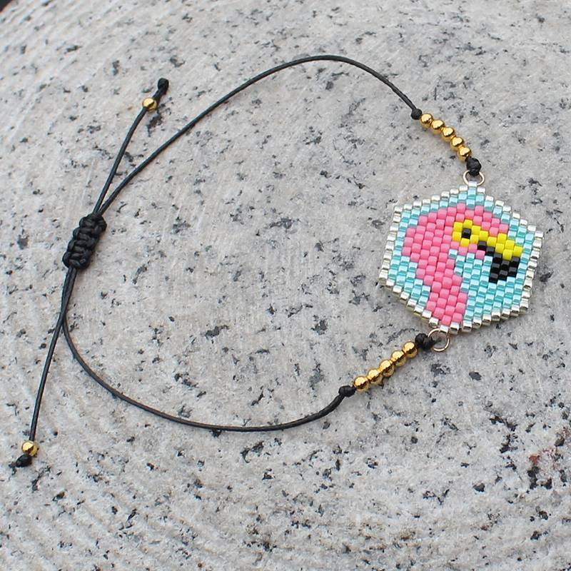 Japanese Miyuki Seed Bead Bracelet Wholesale Handmade