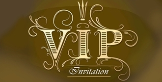 Invitation -- VIP Club