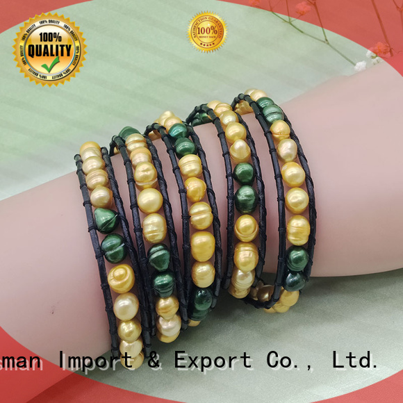 Wholesale genuine womens cuff bracelet watermelon TTT Jewelry Brand
