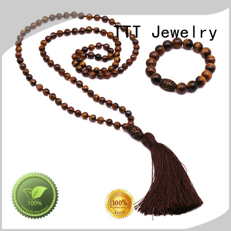 mm handcrafted bridal necklace velvet accessories TTT Jewelry Brand