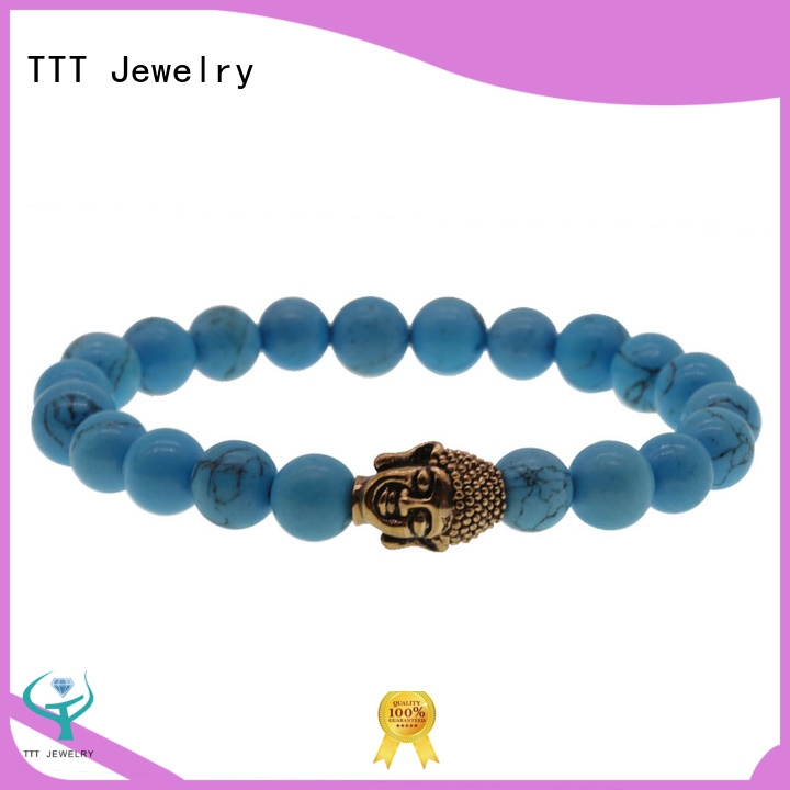 stone bracelet designs natural stone lava stone bracelet TTT Jewelry Brand