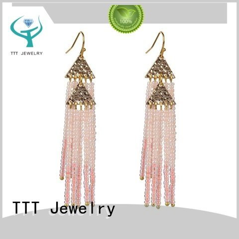 jewelry handmade murano glass earrings TTT Jewelry