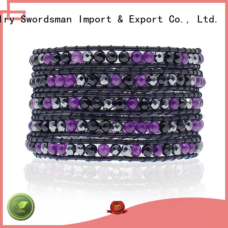 bead white wrap bracelet japanese TTT Jewelry company